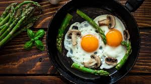 Fried Egg Cooking Chart 6 Reasons Why Eggs Are The Healthiest Food On The Planet