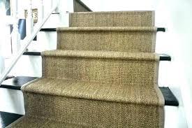 herringbone stair runner they hide perfectly in the jute sisal rug ideas navy