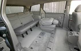 2006 Toyota Sienna - Information and photos - ZombieDrive