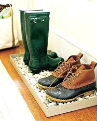 Decorative Boot Tray Extraordinary Boot Tray Large With Drip Grids Milliard Rubber Lowes Shoe Storage