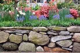 how to build a rock garden border 5