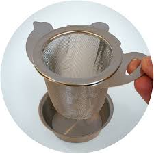 stir tea accessories mug tea strainer