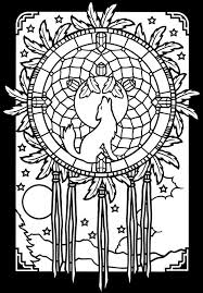 Small Picture Art Mandala Dream Catcher Coloring Pages Other Art Of Dream