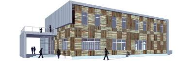sustainable office building. Sustainable Office Building In Toronto