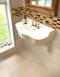 cheap tile for bathroom. Brown Floor Tiles Bathroom Beige Mosaic Wall And Cheap . Tile For H