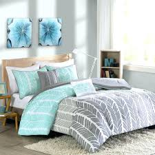 teal and gray bedding sets grey turquoise quilts bedspreads black white quilt set