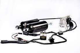 skully customs shotgun 4 adjustable air ride suspension system abs