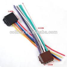 automotive radio wire harness female adapter connector cable for car automotive radio wire harness female adapter connector cable for car stereo system for mercedes bmw audi