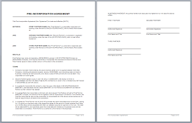 Contract Templates Word