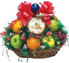 King's Delight Fruit Basket - 21 Pieces of Fruit