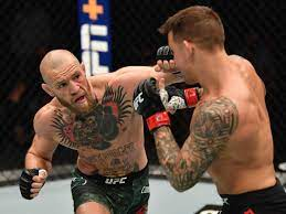 UFC 264: McGregor suffers apparent ...