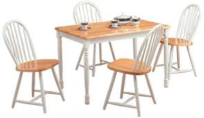 Small Picture Quality white kitchen table sets Kitchen ideas
