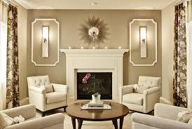 lighting sconces for living room. Living Room Wall Lights With Elegant Sconces Over Fireplace Lighting For