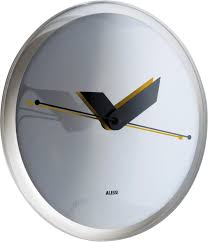 Country Kitchen Wall Clocks Clocks Living Alessi Shop