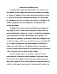 tok essay on the matrix international baccalaureate theory of themes connecting the matrix and plato the matrix and platos republic both deal