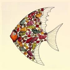 fish wall art decoration branch s home metal wall decor metal art wall hanging home and hotel home decoration wall hanging wall art ideas with
