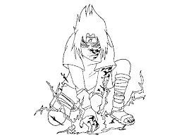 Small Picture printable Naruto Coloring Pages Sasuke Enjoy Coloring