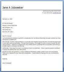 Career Changing Resume Classy Career Change Cover Letter Sample Job