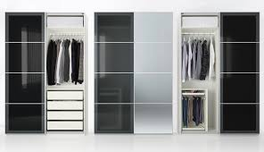 alluring home and interior decoration mesmerizing ikea closet doors create a new look for your