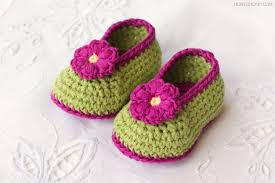 Free Crochet Patterns For Baby Booties Interesting Ideas