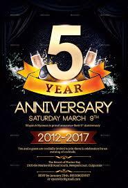 Anniversary Flyer Anniversary Flyer by EyestetixStudio GraphicRiver 1