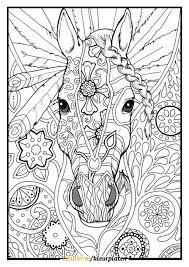 Paarden Kleurplaten Kleuren
