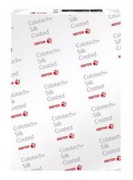 <b>Xerox</b> Colotech <b>Coated</b> Paper | Gloss and Silk