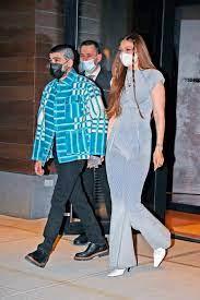 Gigi Hadid Celebrates Birthday With ...
