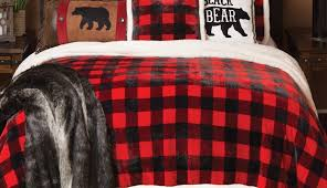 down target friday bear full black set likable all satin red gray gold pintuck king bedding