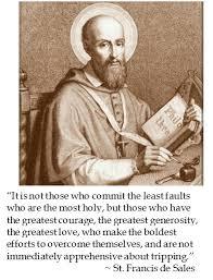 DC-Laus Deo: St. Francis de Sales on Faith via Relatably.com
