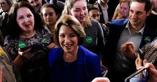 Amy Klobuchar Speech In New Hampshire Was Win For Women