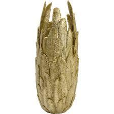 <b>Ваза Feathers</b> Gold <b>80cm</b>