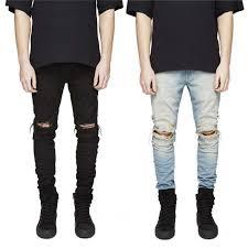 fashion mens black faux leather pants long trousers y and novelty skinny muscle tights mens leggings slim fit tight men pant malaysia senarai harga