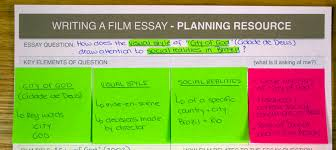 writing a film essay a planning guide cinema humain as mentioned above this is a writing resource specifically for film students who need to write an analytical essay about a specific film