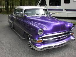 1954 CHEVROLET BEL-AIR 2 DOOR HARDTOP - Greater Dakota Classics