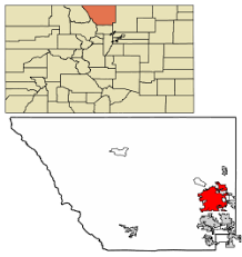 Fort Collins Colorado Wikipedia