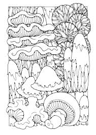 toadstool colouring pages mushrooms coloring pages free coloring