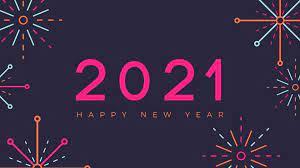 HD Happy New Year 2021 Wallpaper ...
