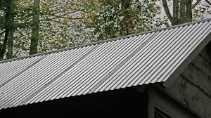 corrugated galvanised steel sheet roofing