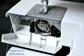 Front Loading Sewing Machine