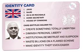 Make An Id Card Why Introducing Identity Cards After We Leave The Eu Is A