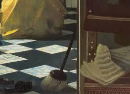 montoya after vermeer la carta de amor detalle 1