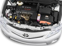 Image: 2010 Toyota Camry Hybrid 4-door Sedan (Natl) Engine, size ...