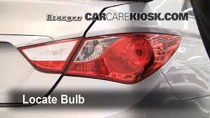 2013 Hyundai Elantra Bulb Chart Reverse Light Replacement 2011 2015 Hyundai Sonata 2011