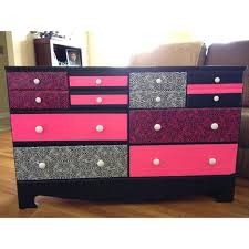 duct tape furniture. Duct Tape Furniture Designs Remodeled Dresser With Colorful