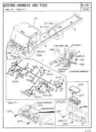 1995 isuzu npr wiring diagrams parking lights wiring diagram for ford