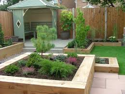 Small Picture Raised Beds With Decking Image Gallery HCPR