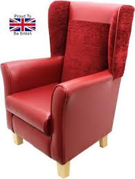 faux leather high back chairs. deep arm york kensington faux leather orthopedic chair high back chairs g