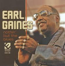 bol.com | Nothin' But the Blues, Earl Gaines | CD (album) | Muziek