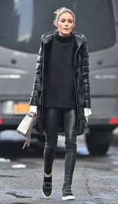 15 Trendy Ways To Wear Leather Leggings Right Now - Styleoholic